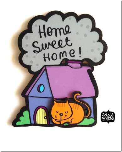 Home Sweet Home- Cat-800